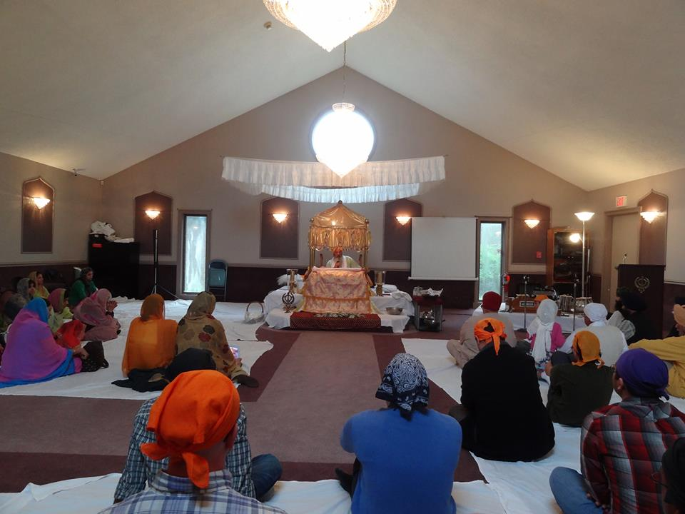 Gurdwara of Rochester (Sikhism). Dublin Road. The only Sikh Temple in Rochester. [PHOTO: exploringtheburnedoverdistrict.wordpress.com]