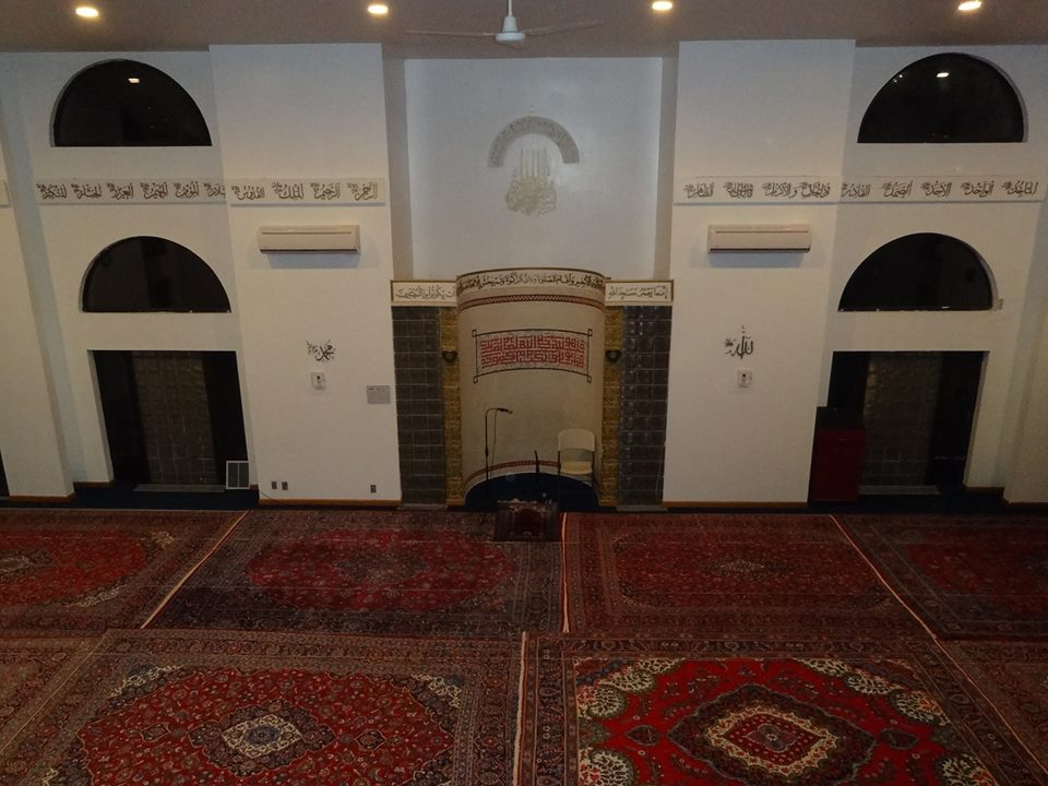 Islamic Center of Rochester (Islam). Westfall Road. [PHOTO: exploringtheburnedoverdistrict.wordpress.com]