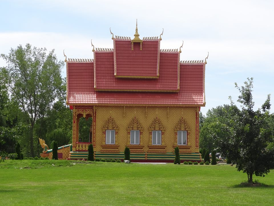 Wat Pa Lao Buddhadham (Buddhism). Martin Road. [PHOTO: exploringtheburnedoverdistrict.wordpress.com]