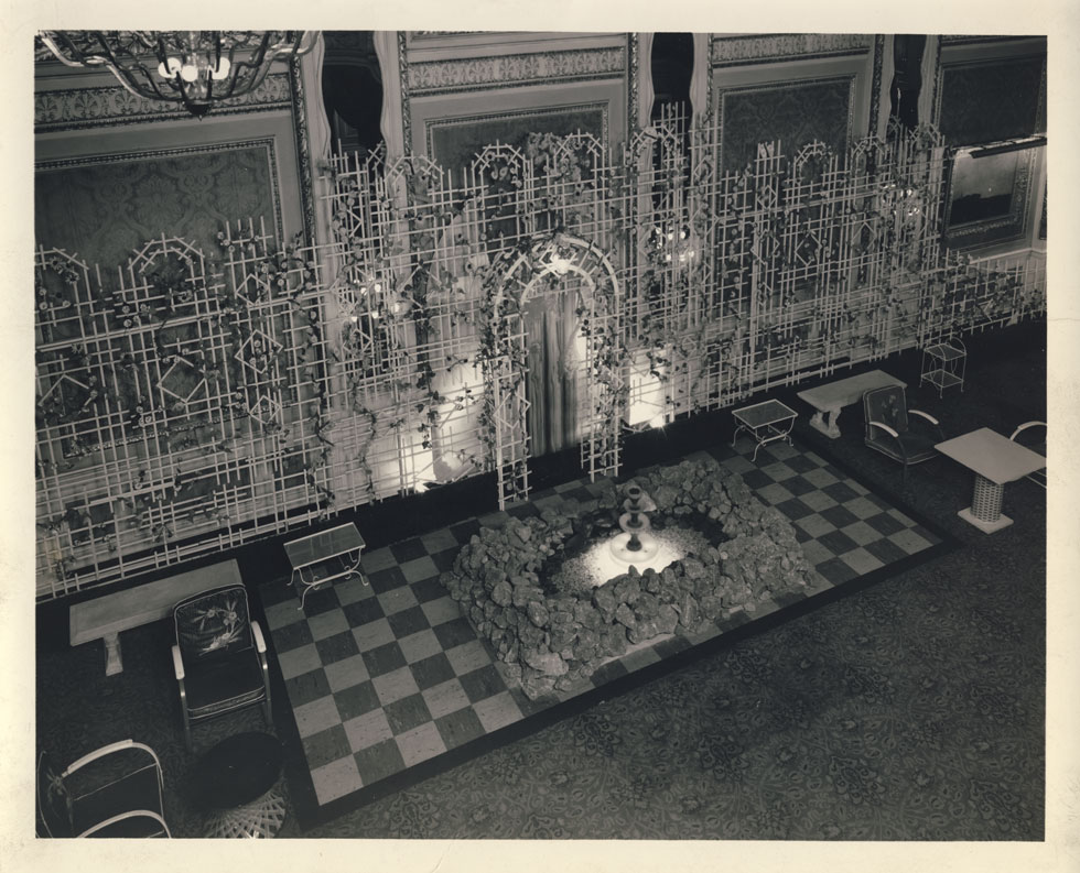 Not sure what this was. Anybody? [PHOTO: D.O. Schultz / Rochester Theater Organ Society]