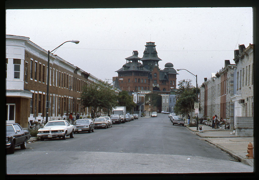 The neighborhood around the brewery building has long been in decline and has been largely forgotten by politicians and the media during the later half of the 20th century. [Flickr Photo: ubarchives]
