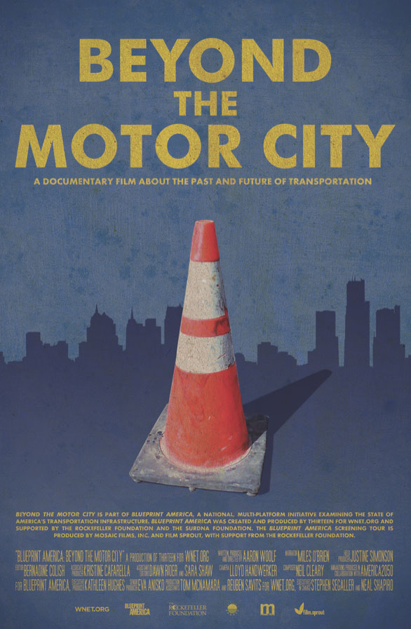 BLUEPRINT AMERICA: BEYOND THE MOTOR CITY is screening in a handful of cities this May and June. It will screen here in Rochester on June 28, 2010.
