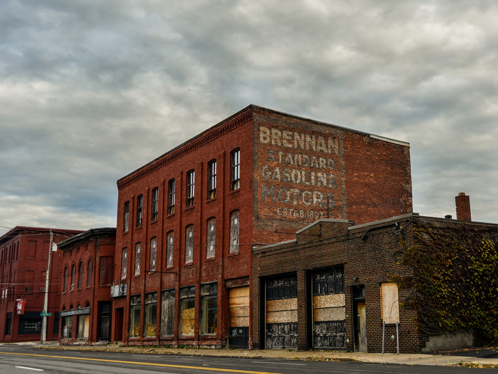 Brennan Motor Complex in Syracuse. [PHOTO: George F.]
