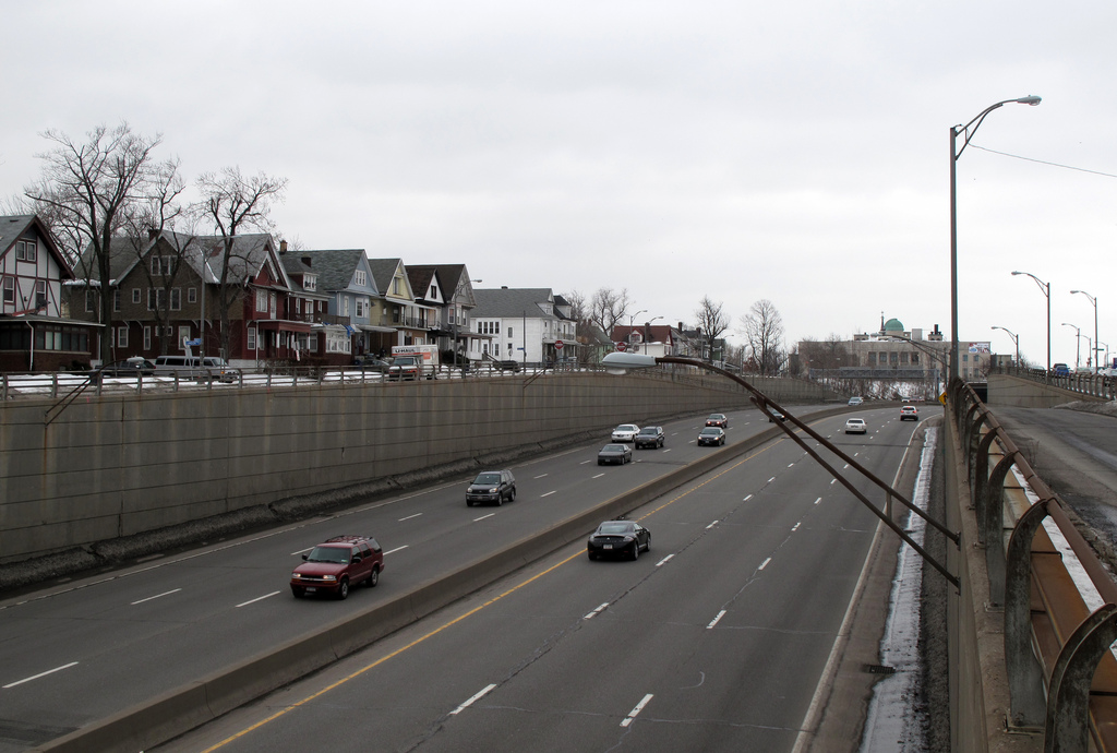 The NYSDOT is also studying options for reconstruction of Buffalo's much busier Kensington Expressway—including returning it to a surface boulevard.