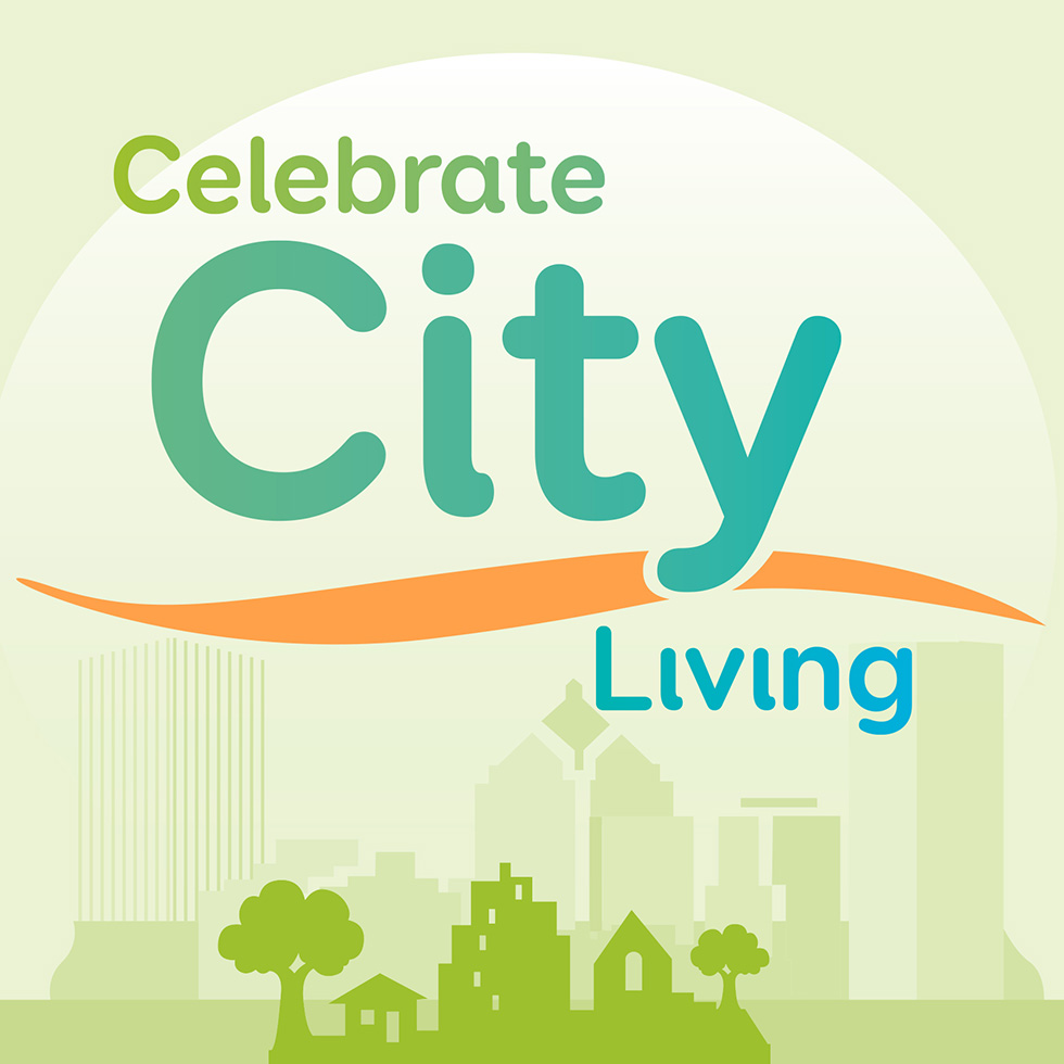 Celebrate City Living is a new program aiming to help homebuyers and renters learn about the benefits of living in the city. [Image: Provided]