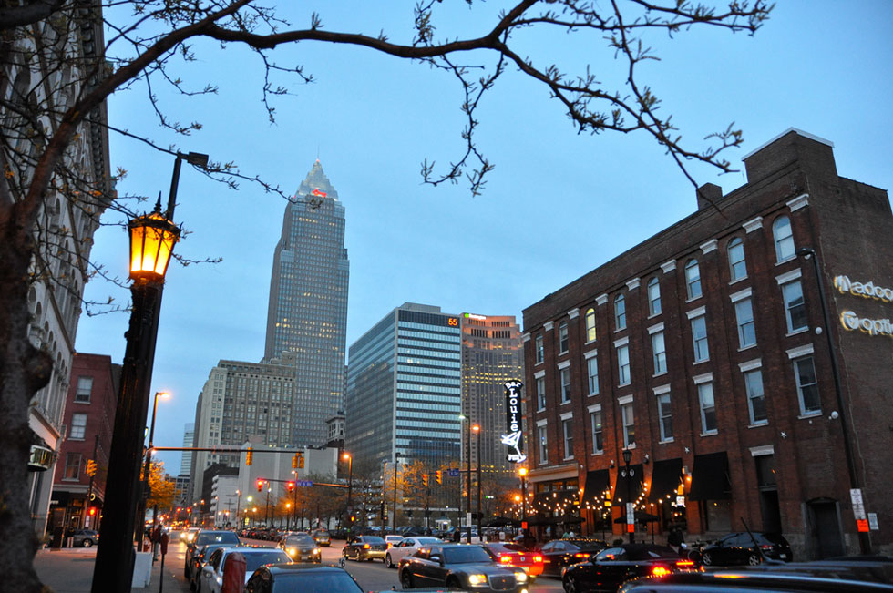 Cleveland, OH. [PHOTO: Chris Gent, Flickr]