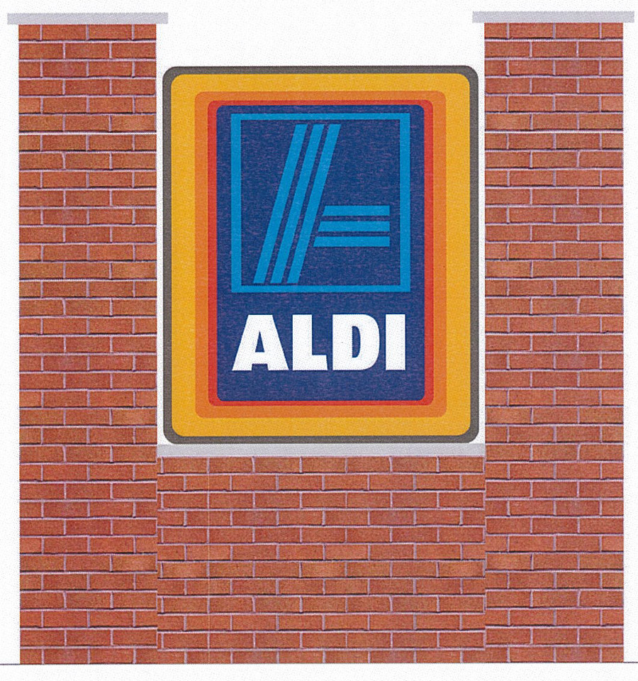 Aldi Sign [Image: Matzo Electric Signs]