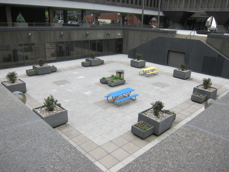 Xerox Plaza [PHOTO: Author]