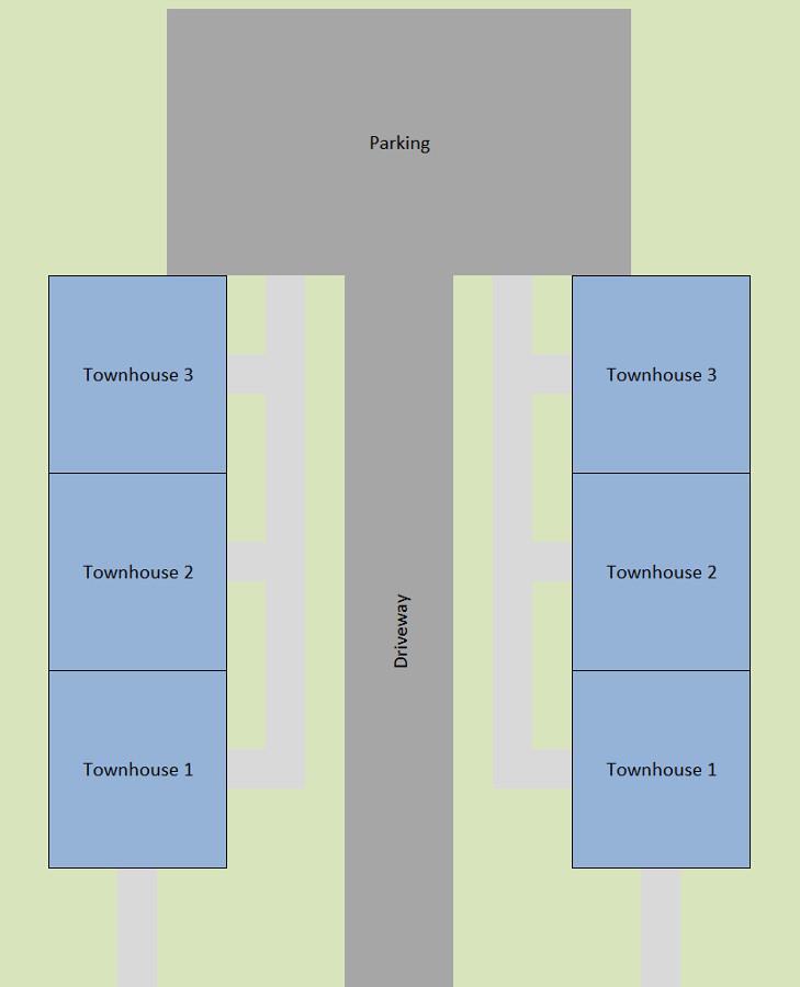 152 Troup Street - Townhouse Plans.