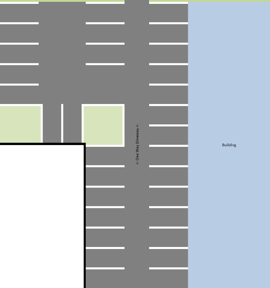 545 Jefferson Ave Site Plan