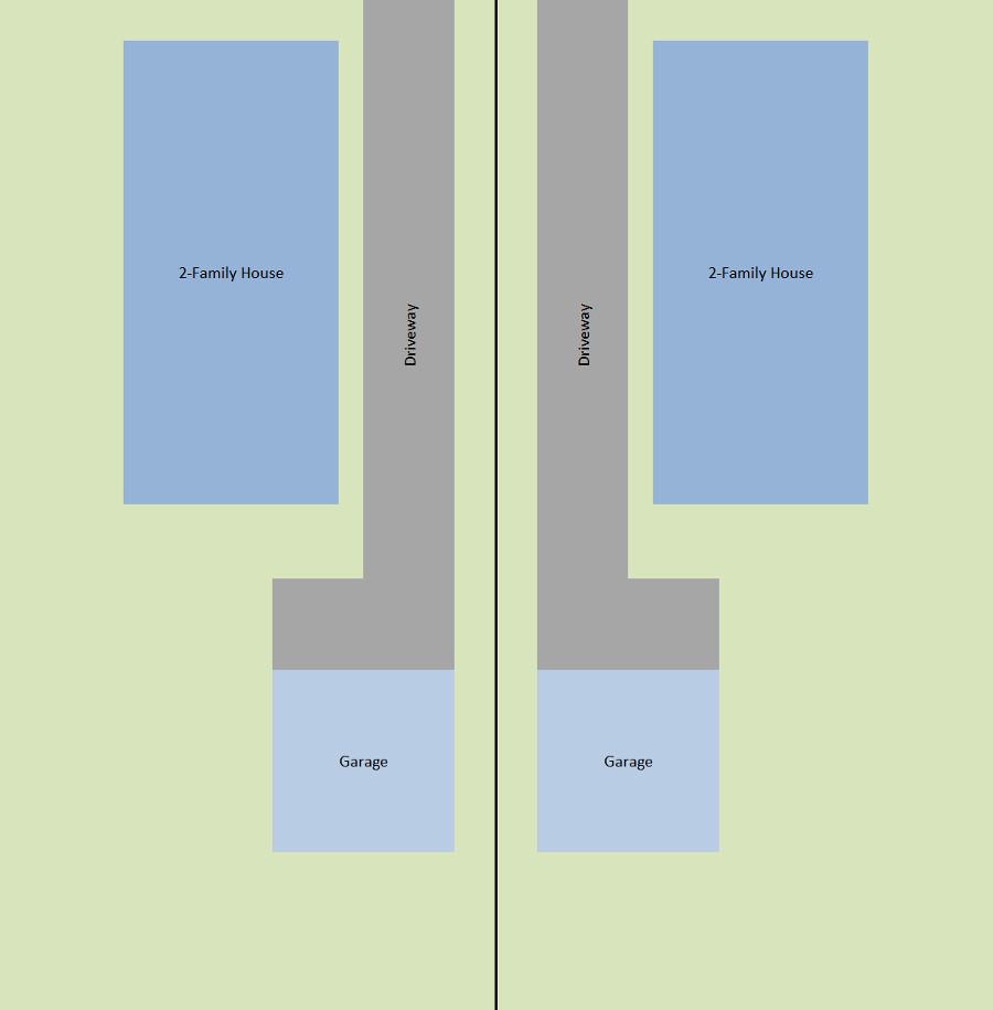 54 Jefferson Avenue - House Plans.