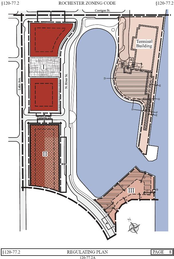 Marina District Map