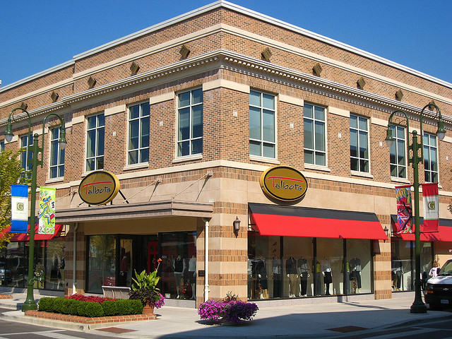 Office over Retail at The Greene in Beavercreek, Ohio. [PHOTO: Peter French]