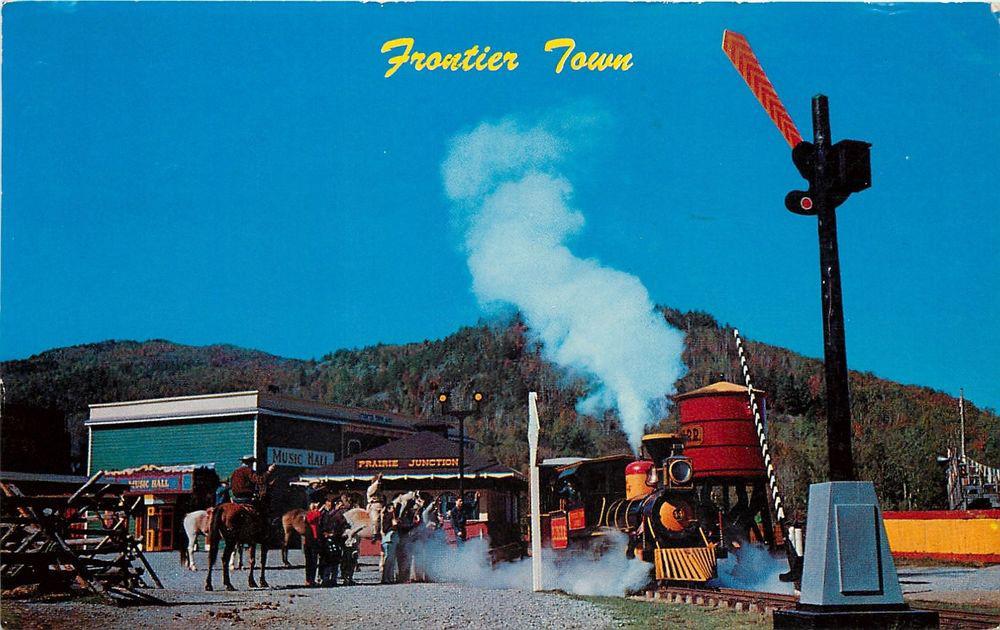 Frontier Town.
