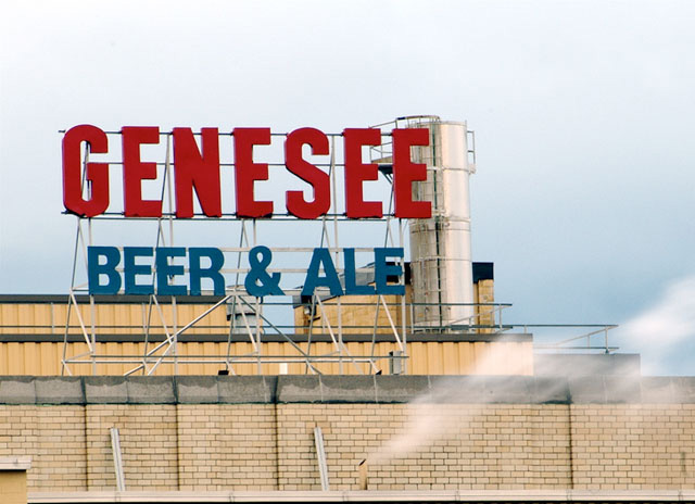 Genesee Brewery. [Flickr Photo: _Yoshi_]