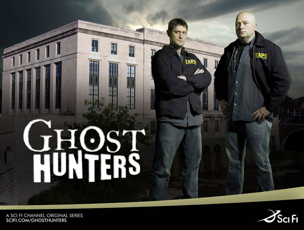 Rundel Library will be featured on an episode of SyFy Channel's 'Ghost Hunters' on November 28th.