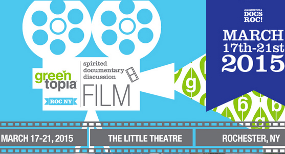 GREENTOPIA | FILM, a documentary film festival that lives at the intersection of Art and Ideas, returns March 17.