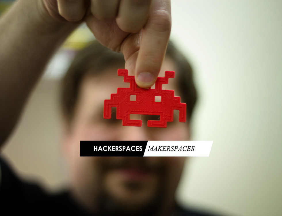 Community 'makerspaces' are popping up all over the country with two right here in Rochester; Makerspace and Interlock. [PHOTO: Brian Boucheron, Flickr]