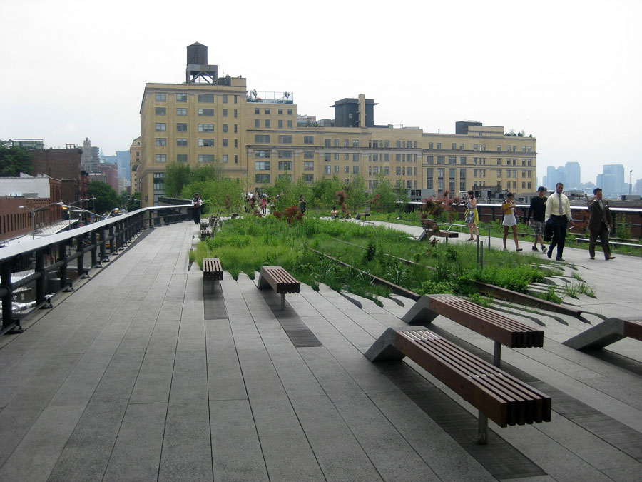 The Highline, New York City.