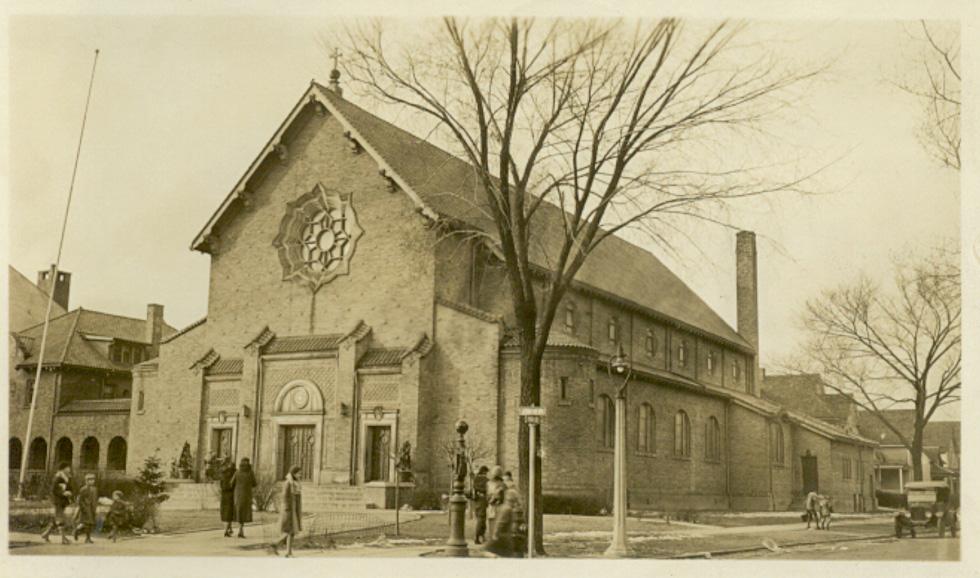 Holy Rosary Church, Rochester NY. [PHOTO PROVIDED BY: Preservation Studios]