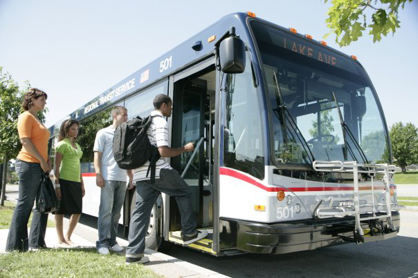 RTS has scheduled a 'How to Ride the Bus' transit orientation for Tuesday, April 29. [PHOTO: RGRTA]
