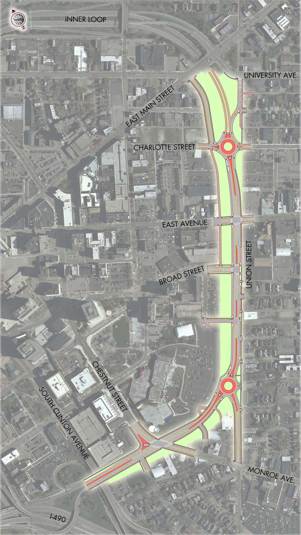 Inner Loop East Reconstruction Project