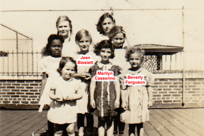 Two of the other children were identified this week as Jean Bissiett and Beverly Ferguson. [PHOTO COURTESY OF: Marilyn Murphree]