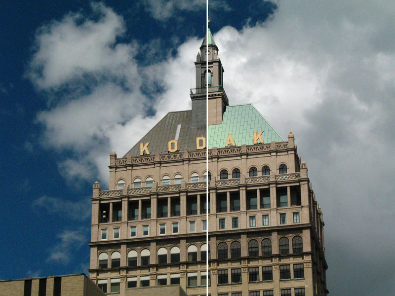 Kodak Tower... MAKEOVER!
