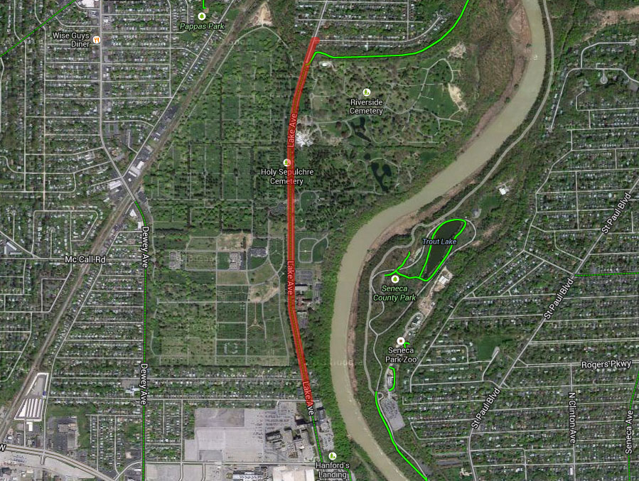 Lake Avenue Improvement Project