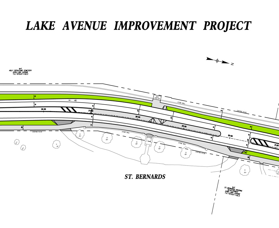 Lake Avenue Improvement Project