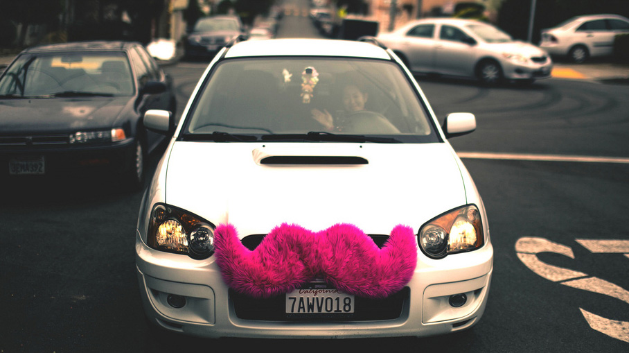Lyft is a San Francisco–based company whose mobile-phone app facilitates peer-to-peer ridesharing; enabling passengers who need a ride to request one from drivers in their area. [PHOTO: Flickr, Bootleggerson]