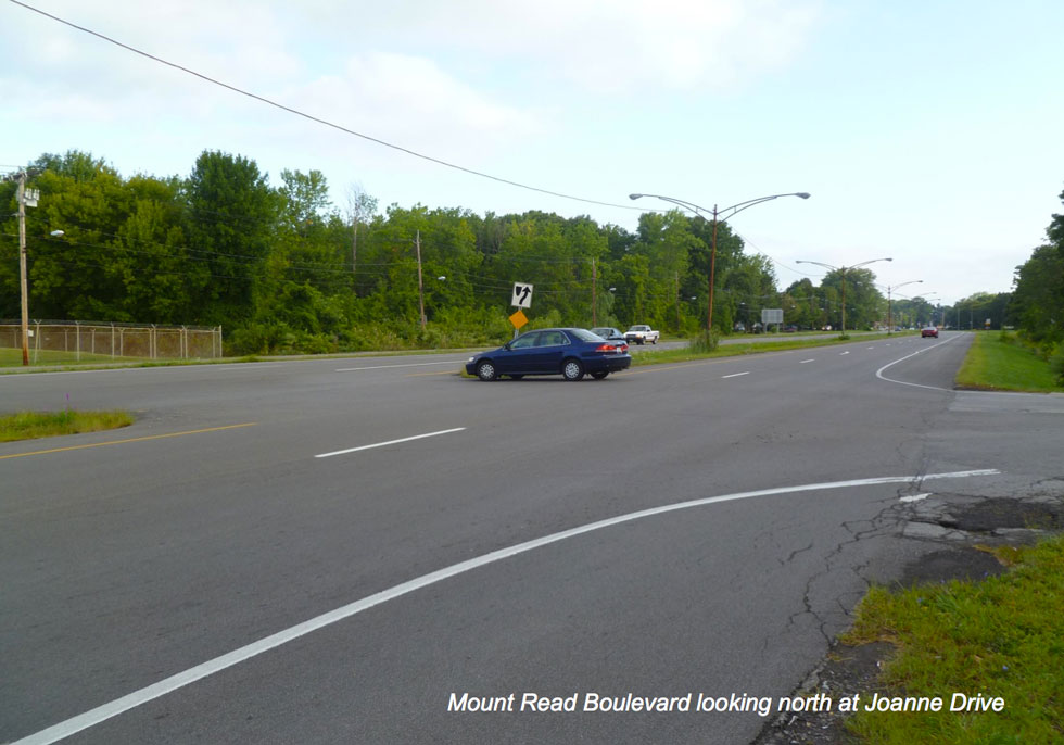 A public meeting will be held this Thursday to review an improvement plan for Mount Read Boulevard.