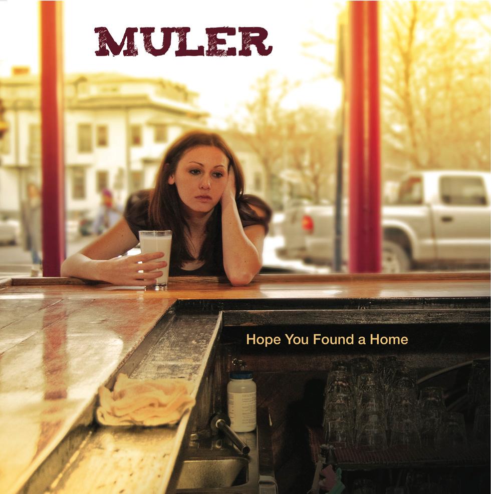 Muler: Hope Your Found A Home. 2011. [PHOTO: Mulerband.com]
