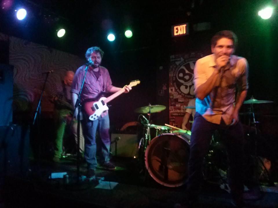 Muler, live at The Bug Jar. January 10, 2014. [PHOTO: Provided]