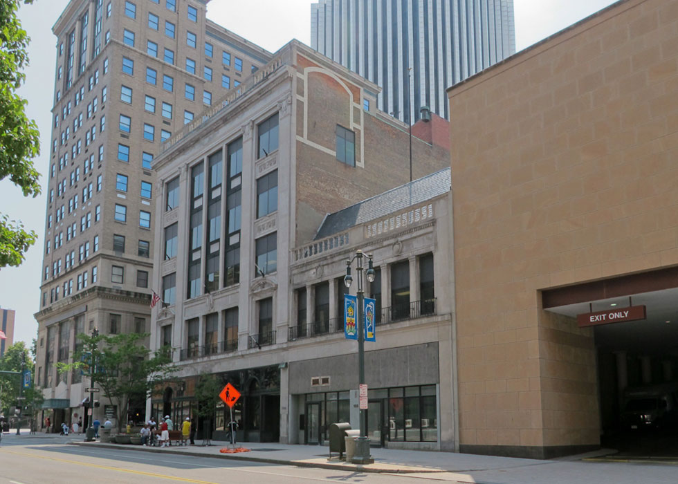 More on Hilton in Downtown Rochester