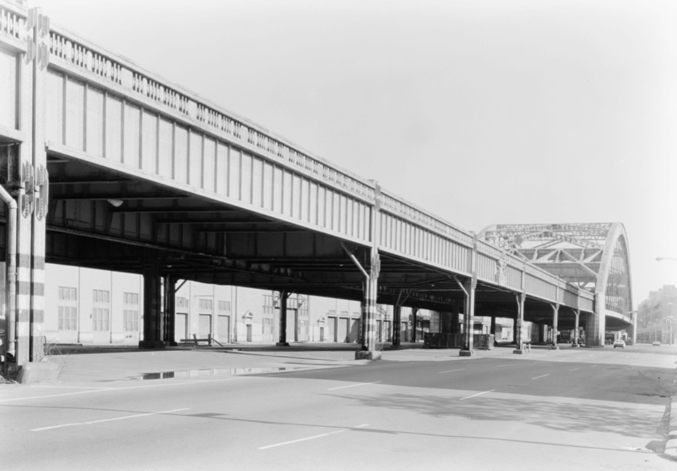 In 1973, a sixty-foot stretch of the road deck collapsed, swallowing a tractor trailer.