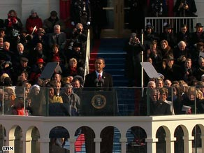 President Barack Obama's Inauguration Speech