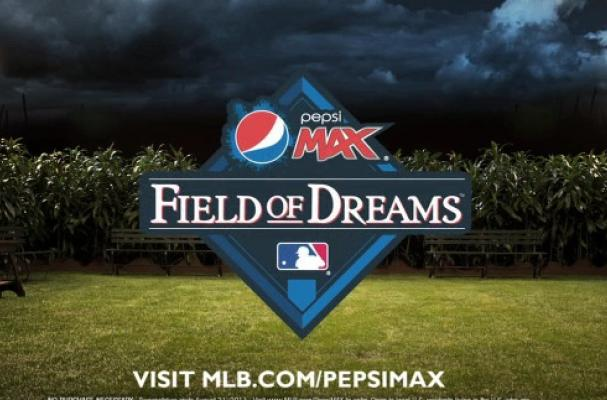 Pepsi MAX MLB Field of Dreams.