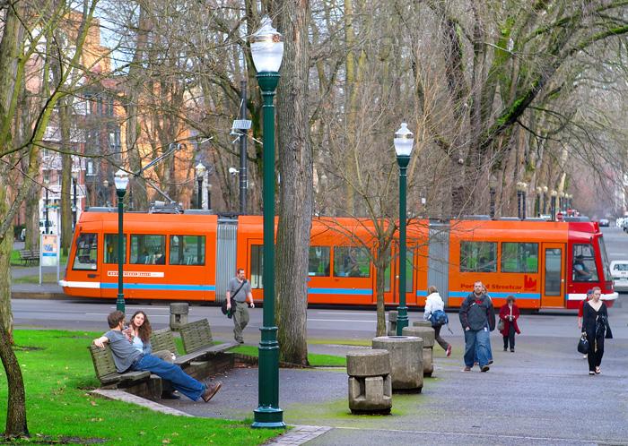 Portland Park and Streetcar