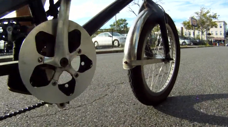 On Monday April 27 at 7pm, Rochester Bicycle Film Festival will present its first of three films, Power to the Pedals.