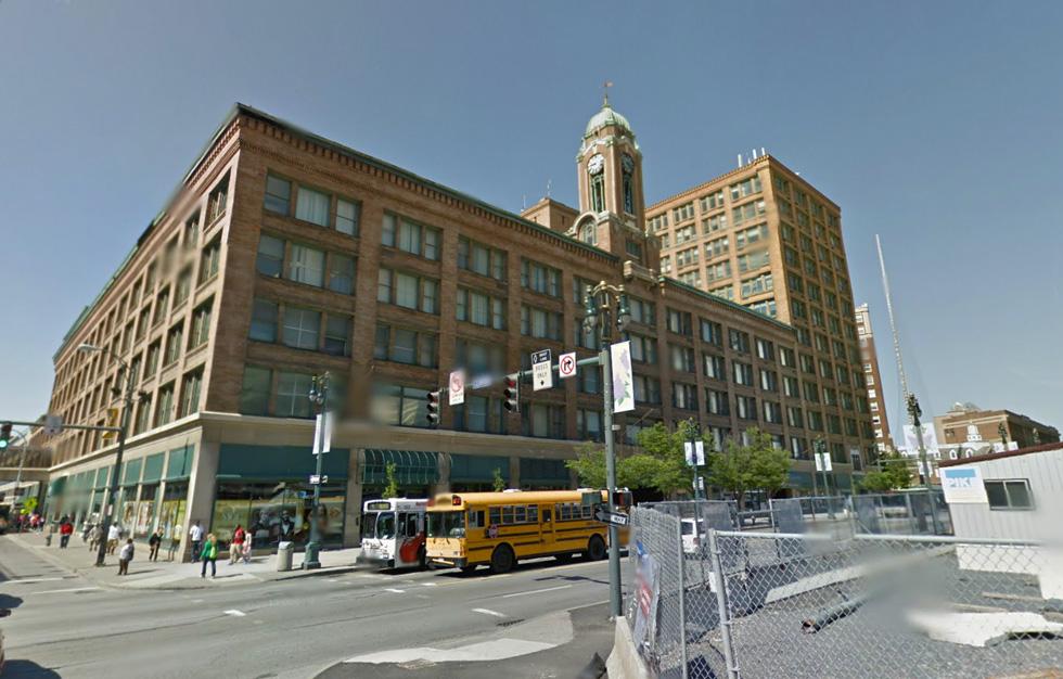 Sibley Building. [IMAGE: Google Streetview]