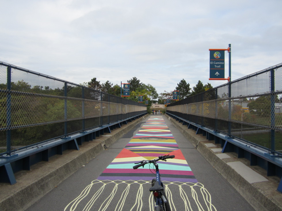 Biking Rochester's El Camino & Route 390 Trails