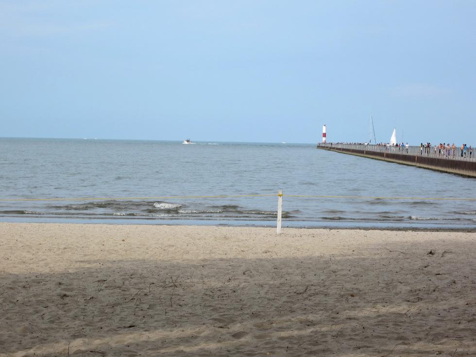Ontario Beach. [PHOTO: Ryan Green]