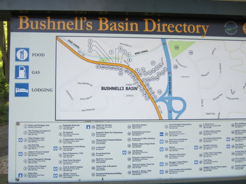 Bushnell's Basin. [PHOTO: Ryan Green]