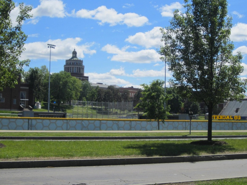 Shots from the University of Rochester and Genesee Valley Park... [PHOTO: Ryan Green]