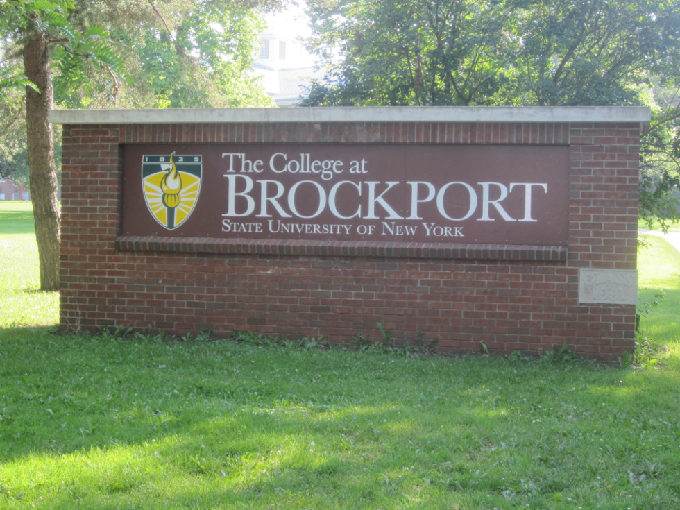 SUNY Brockport [PHOTO: Ryan Green]