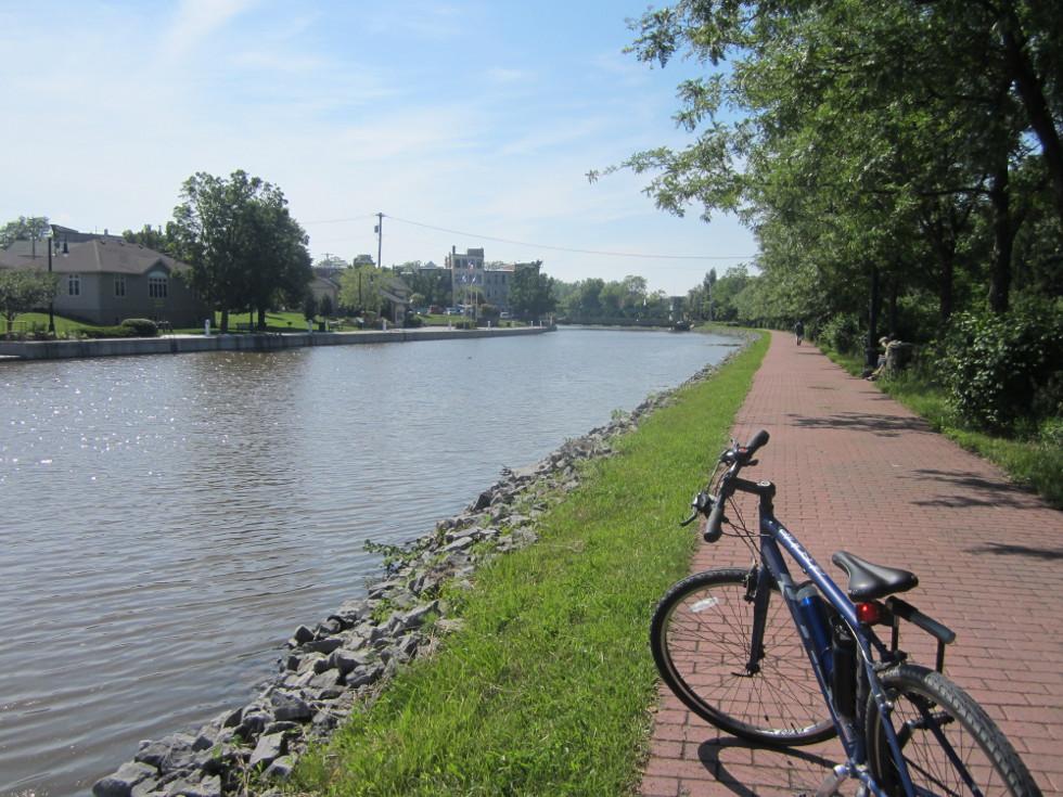 Brockport, NY. [PHOTO: Ryan Green]