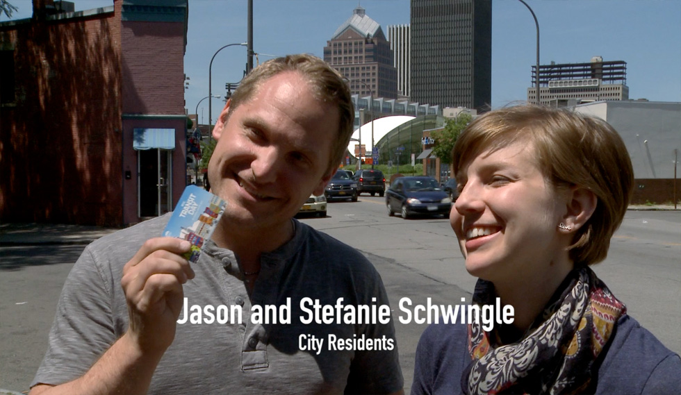 ROC Transit Day is important. But don't take my word for it. Watch the video and hear what these young professionals have to say about it.