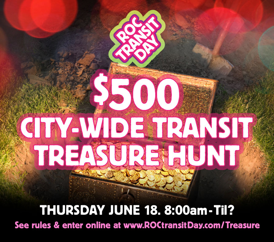 ROC Transit Day Treasure Hunt [PHOTO: John Derycke, Derycke Motorsports Photography]