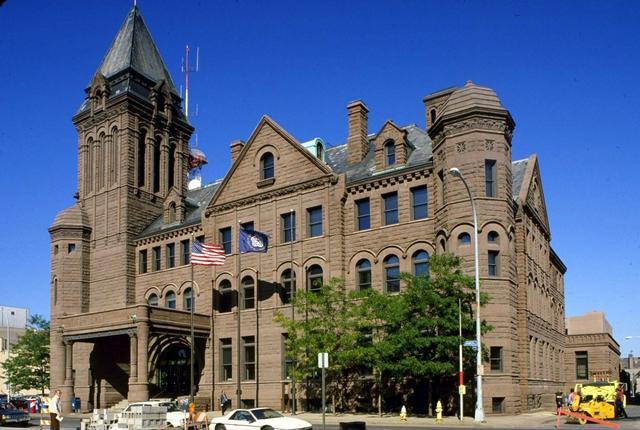 City Hall, Rochester, NY. [PHOTO: Rochester City Hall Photo Lab]